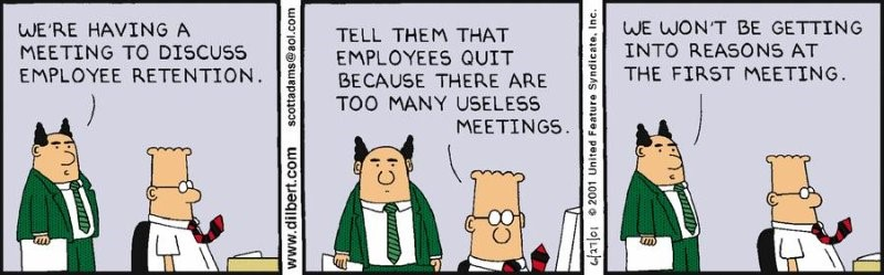 Meetings Are A Waste Of Time Quotes: El Camino Group Death By Meeting
